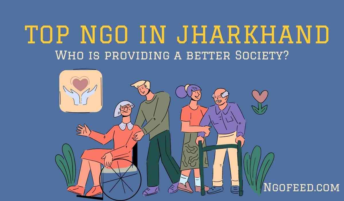 Top NGO in Jharkhand-