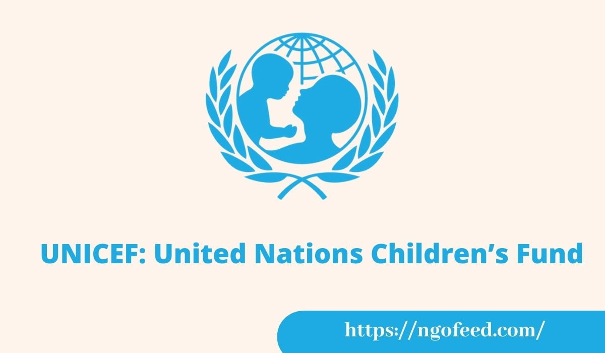 What is the Full Form of UNICEF