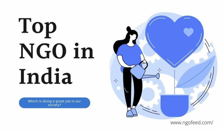 Top NGO in India