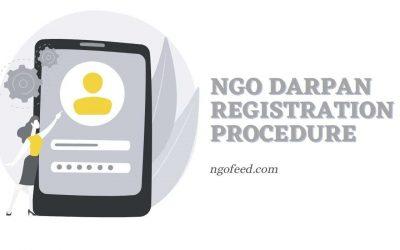NGO Darpan: Registration Procedure, Document Required, Benefits etc.